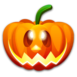 Halloween Happy Sticker