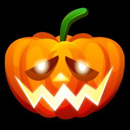 Halloween Shame Sticker