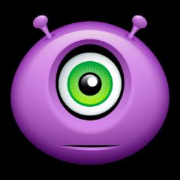 Alien Awake Sticker