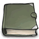 A Proper Journal Icon Sticker