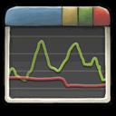 Activity Monitor System Sticker