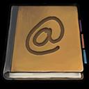 Address Book Sticker