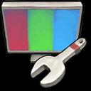 Color Settings Sticker