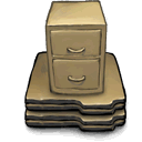 File Manager Sticker