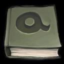 Font Book Sticker