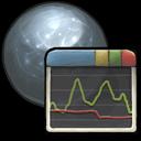 Network Statistics Sticker
