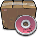 Synaptic Package Manager Sticker
