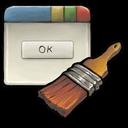 Theme Settings Sticker