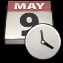 Time Date Sticker