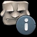 User Info Sticker