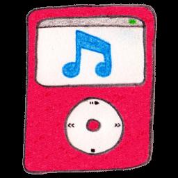 Ipod Sticker