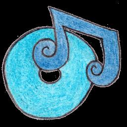 Tunes Sticker
