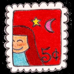 Mail Sticker