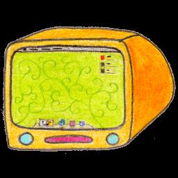 Computer 1 Sticker