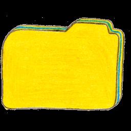 Folder 2 Sticker