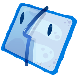 Finder Sticker