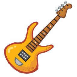 Garage Band Sticker