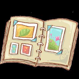 Artbook Sticker