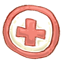 Redcross Sticker