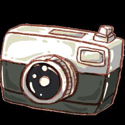 Camera Photo Sticker