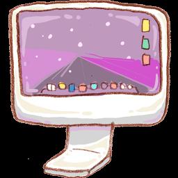 Computer 2 Sticker