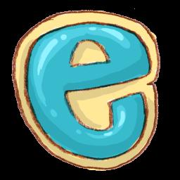 Internet Explorer Sticker
