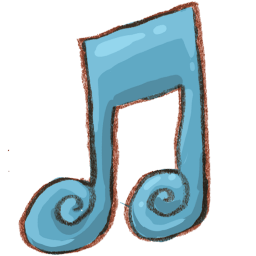 Music Notes Sticker