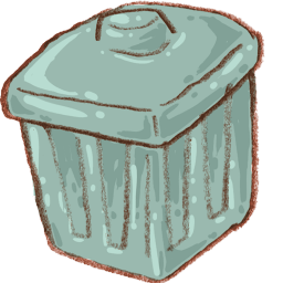Junkbucket Sticker
