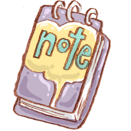 Note Sticker