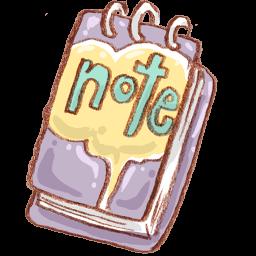 Note Sticker