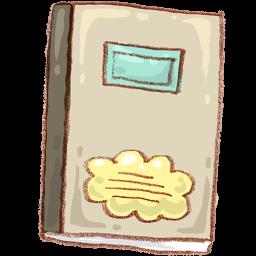 Notebook Sticker