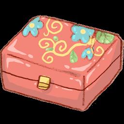 Personal Storage Box Sticker