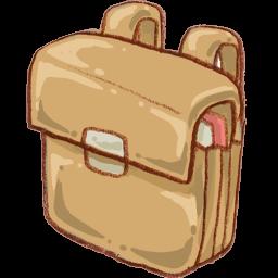 Schoolbag Sticker
