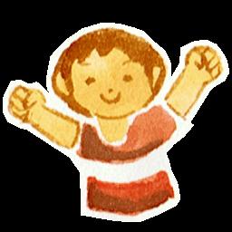 Boy User Sticker