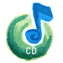 Cd Audio Sticker