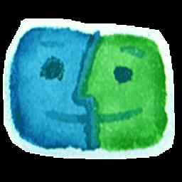 Finder 2 Sticker