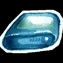 Harddisk 2 Sticker