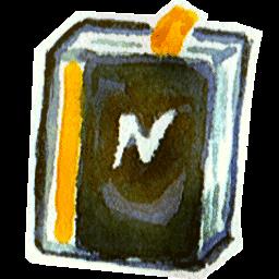 Notepad Notebook Addressbook Sticker