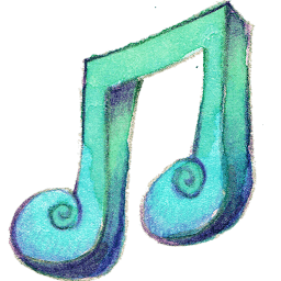 Music 2 Sticker