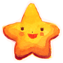 Starry Sticker