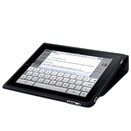 Ipad Flip Case Keyboard Sticker