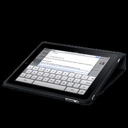 Ipad Flip Case Keyboard Sticker
