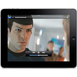 Ipad Landscape Star Trek Sticker