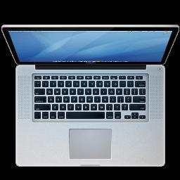 Apple Macbook Pro Sticker