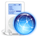 Ipod Web Sticker