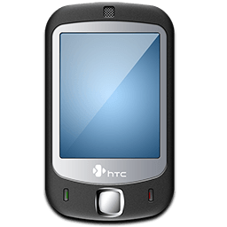 Htc Touch Front Sticker