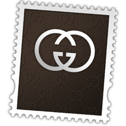 Gucci Stamp 2 Sticker