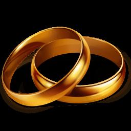 Rings Sticker
