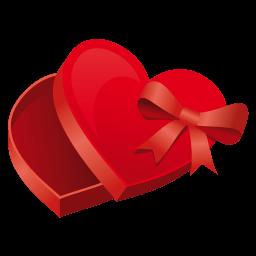 Heart Case Sticker