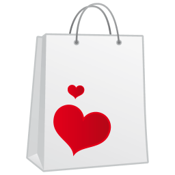Shoppingbag Sticker